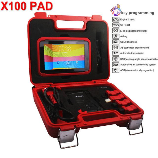 OBD2CarTools Pakistan | XTOOL X-100 PAD Tablet Key ...