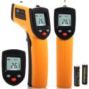 IR Thermometer Digital LCD Temperature Gun Non-Contact Digital Laser Infrared