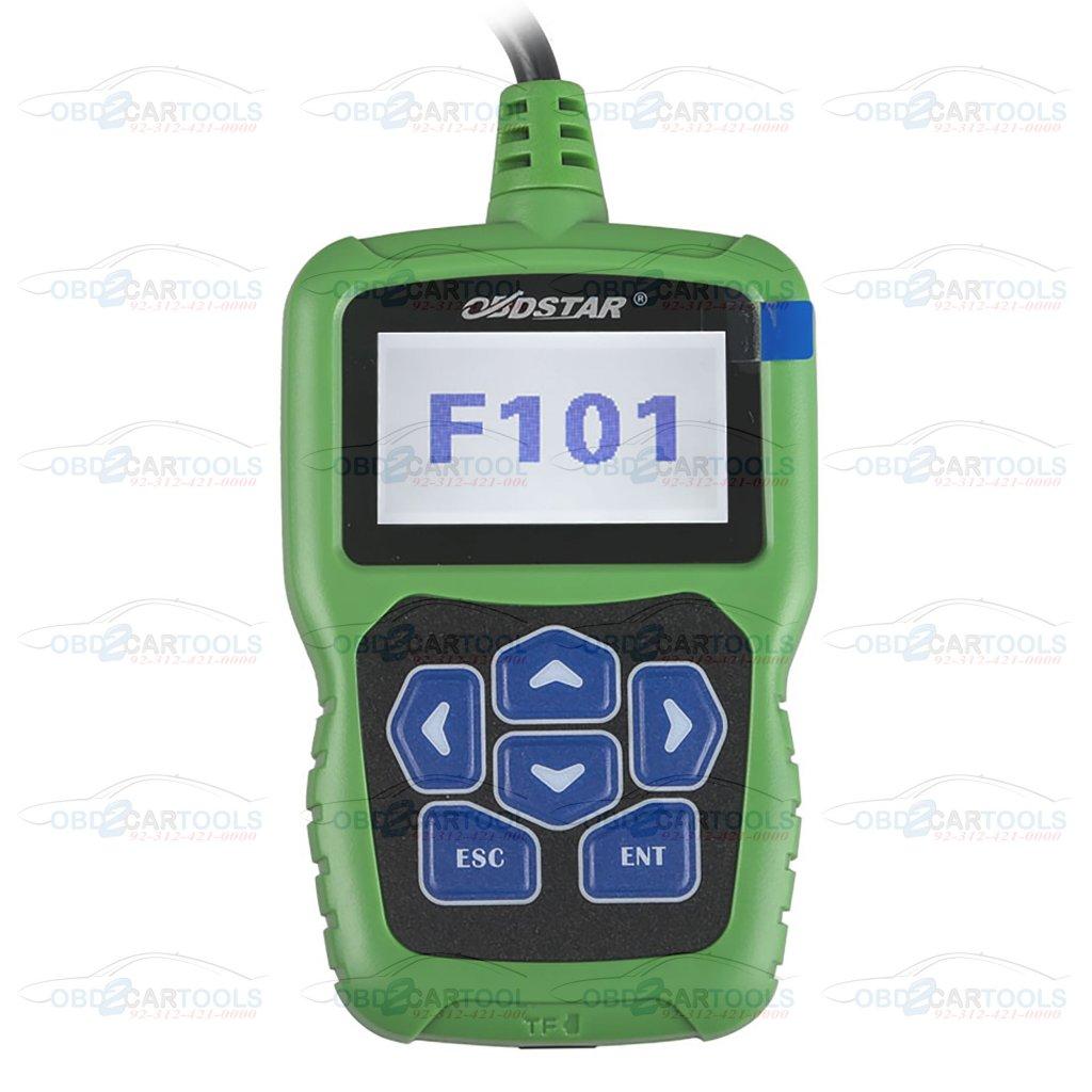 OBDSTAR F101 TOYOTA IMMO Reset Tool Support G Chip KEY PROGRAMMER