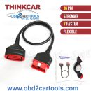 ThinkDiag OBD2 Extended Connector 16Pin Male to Female Original Extension Cable