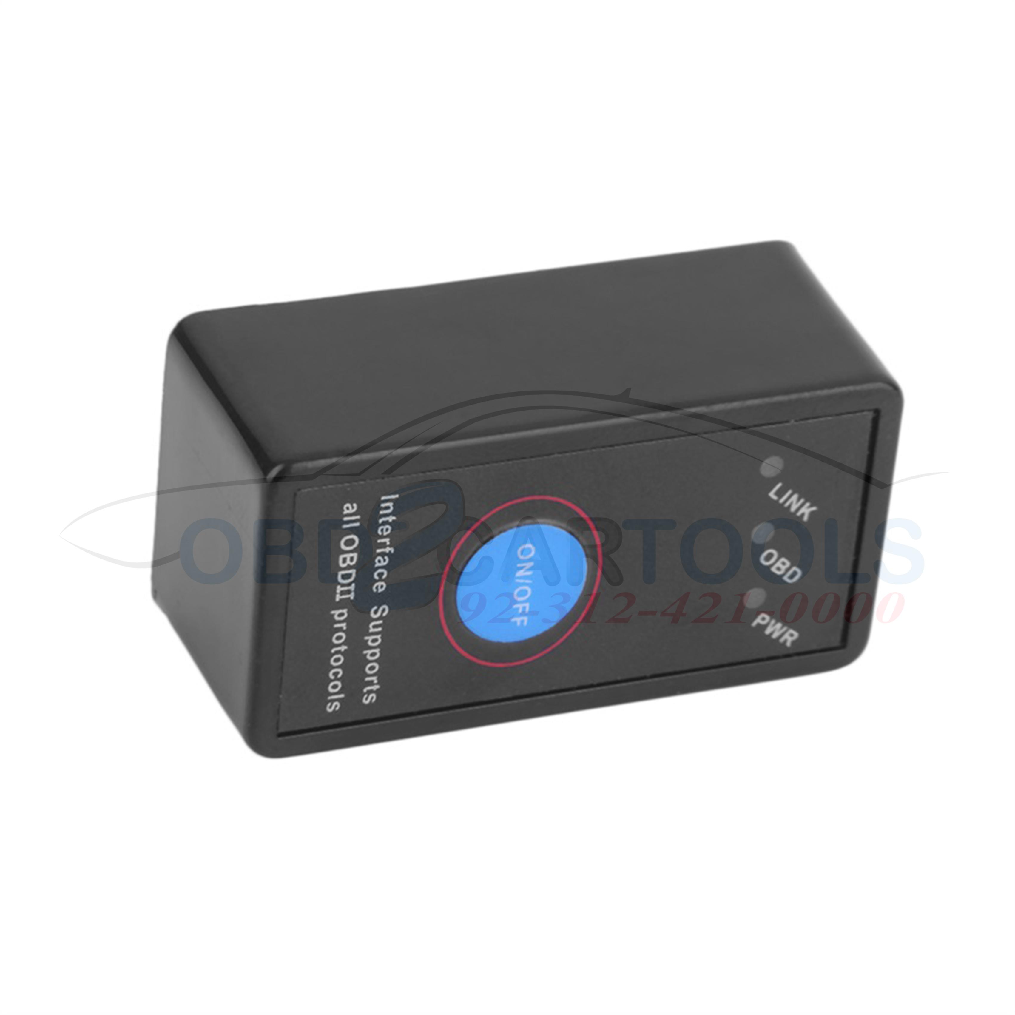 Super Vgate Elm327 Bluetooth V1 5 With On Off Switch Obd2 Car Scanner