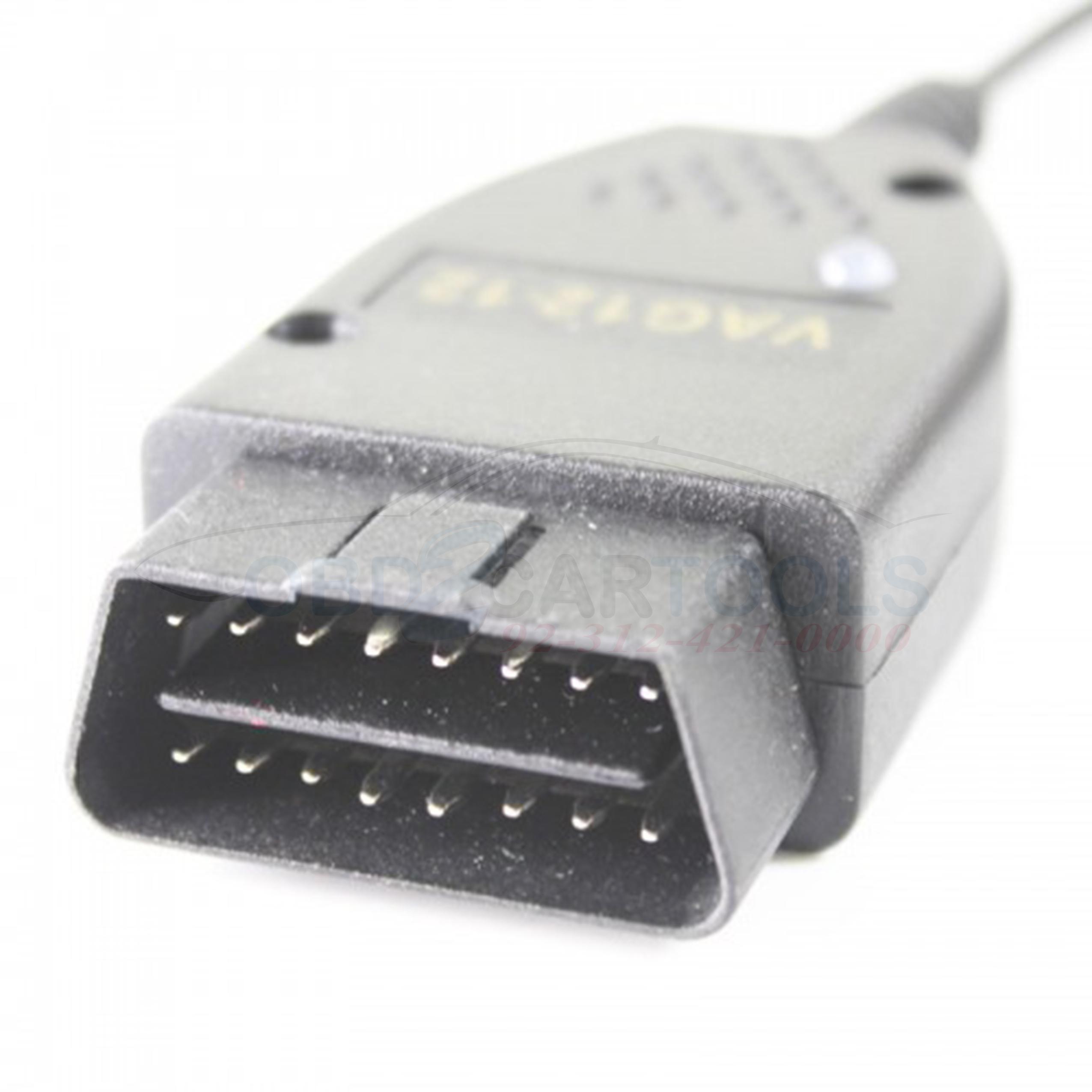 OBD2CarTools Pakistan | LATEST VAG COM VCDS 18 9 HEX CAN USB