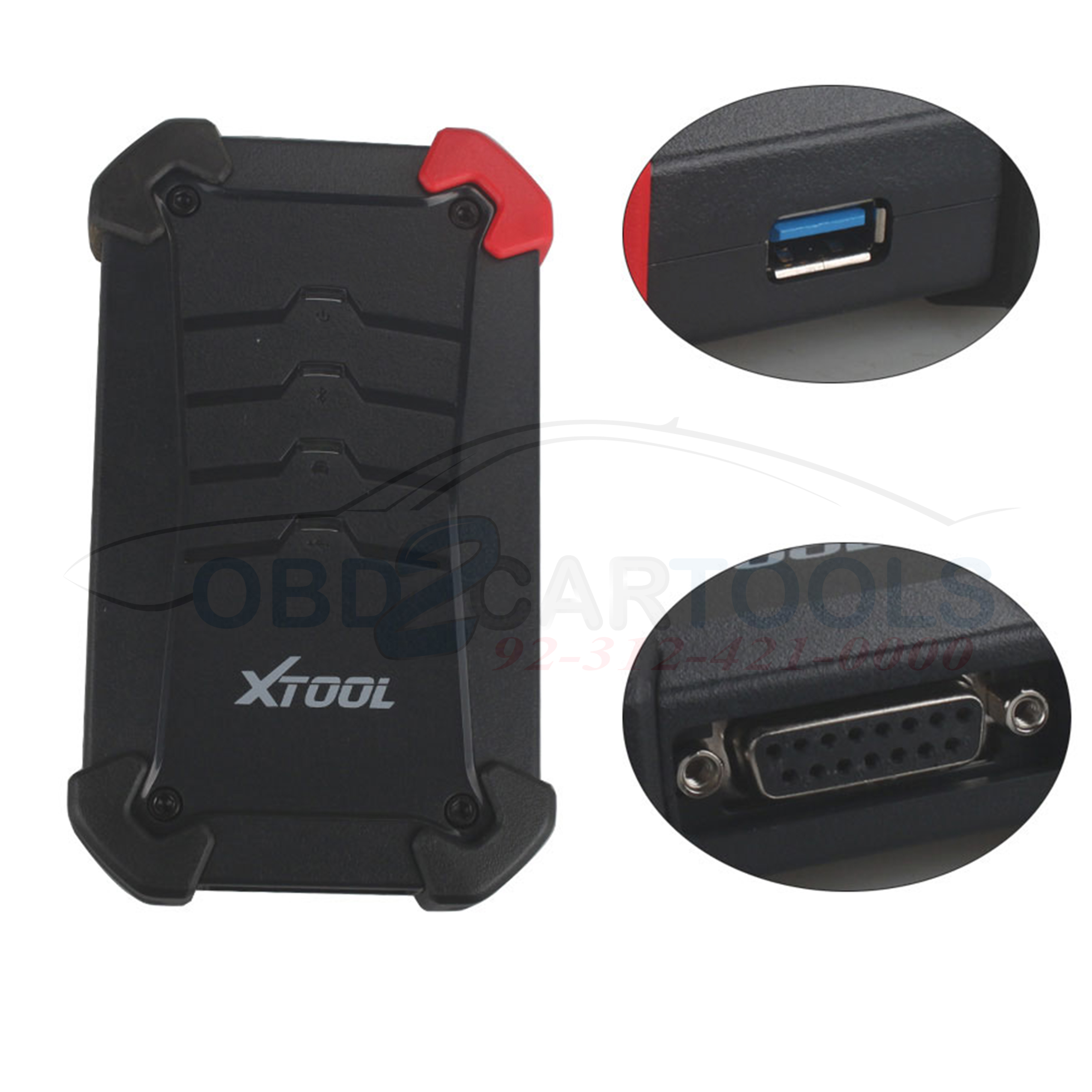 New XTool PS90 Vehicle Diagnostic Tool and Key programmer with WIFI and  Android system