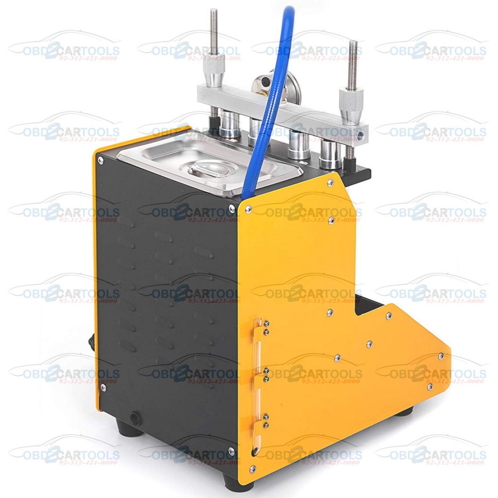 AUTOOL CT150 Car Injector Cleaning Tool 4 Cylinder Auto Ultrasonic Injector  Cleaner Tester